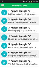 Tải ứng dụng Phát Âm Tiếng Anh miễn phí cho Android 3