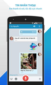 Download ứng dụng sao lưu tin nhắn về máy