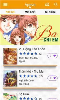 Tải app VN cho điện thoại miễn phí