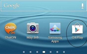 Tải CH Play trên mtaigame.net