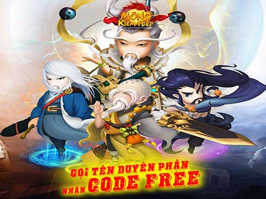 GiftCode Mộng Minh Chủ cho tân thủ