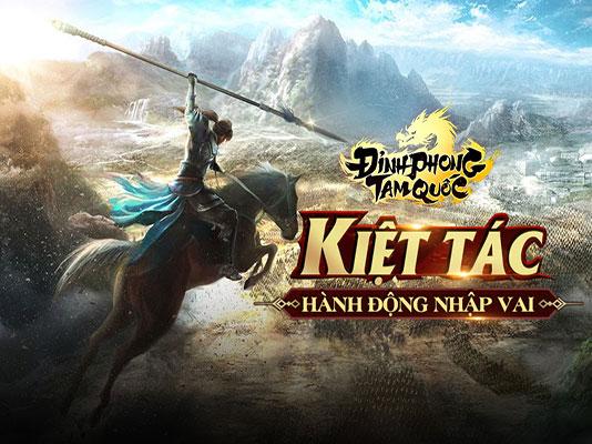 Tải game Đỉnh Phong Tam Quốc