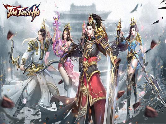 Tải game Tân Thiên Hạ SohaGame