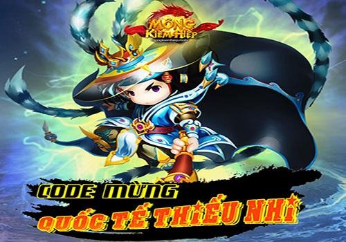 Tặng GiftCode Mộng Minh Chủ cho tân thủ 04