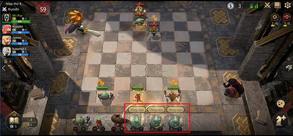 Hướng dẫn Auto Chess VN 01