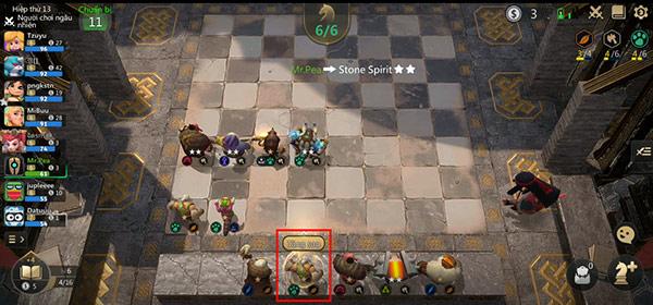 Hướng dẫn Auto Chess VN 02