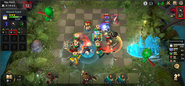 Hướng dẫn Auto Chess VN 03