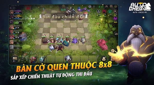 Tải Auto Chess VN về điện thoại 01