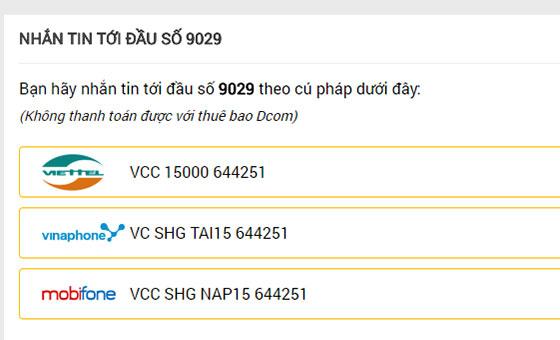 Các cách nạp thẻ Tiêu Dao Mobile 04