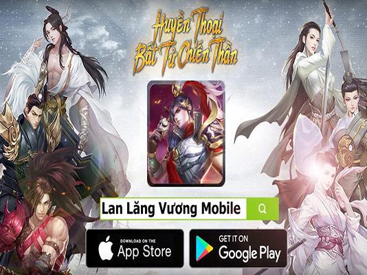 Tải game Lan Lăng Vương