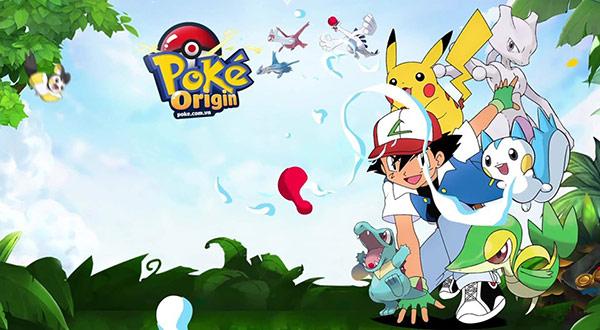 Tải game Poke Origin về điện thoại 01