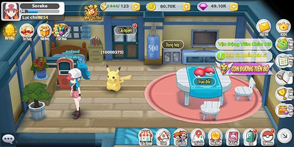 Tải game Poke Origin về điện thoại 03