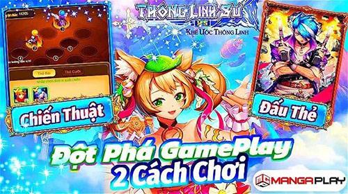 Tải Thông Linh Sư H5 MangaPlay về điện thoại 02