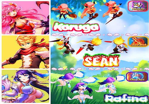 Tải Thông Linh Sư H5 MangaPlay về điện thoại 03