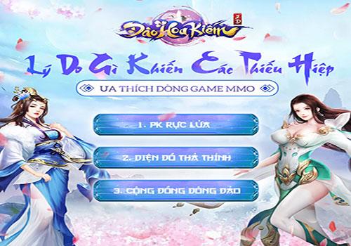 Tải game Đào Hoa Kiếm Funtap về máy 04