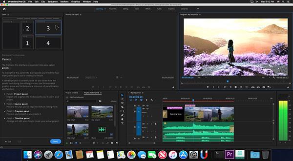 Adobe Premiere - Phần mềm đồ họa mạnh cho game