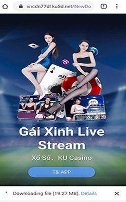 Tải KU Casino App
