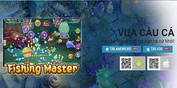 Fishing Master - Game bắn cá siêu hấp dẫn tại W88