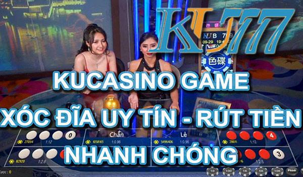 Tải game Xóc Đĩa trên KU777 01