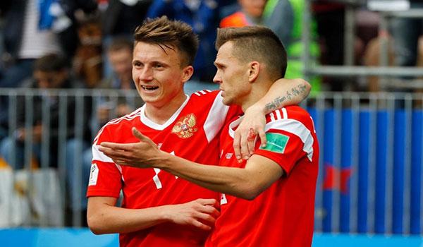 Dự đoán đội hình đội tuyển Nga 3