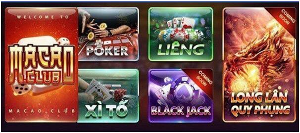 Những game bài đổi thưởng ATM uy tín nhất hiện nay 01